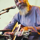 Acoustic soul artist Richie Havens, icon of a generation, succumbed to heart attack on April 22