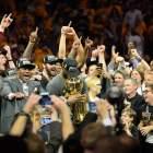 LeBron James delivers championship for Cleveland!