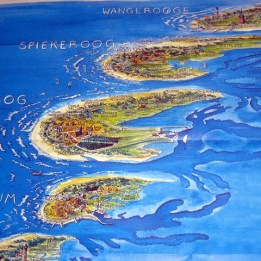 Neuharlingersiel Spiekeroog Baltrum