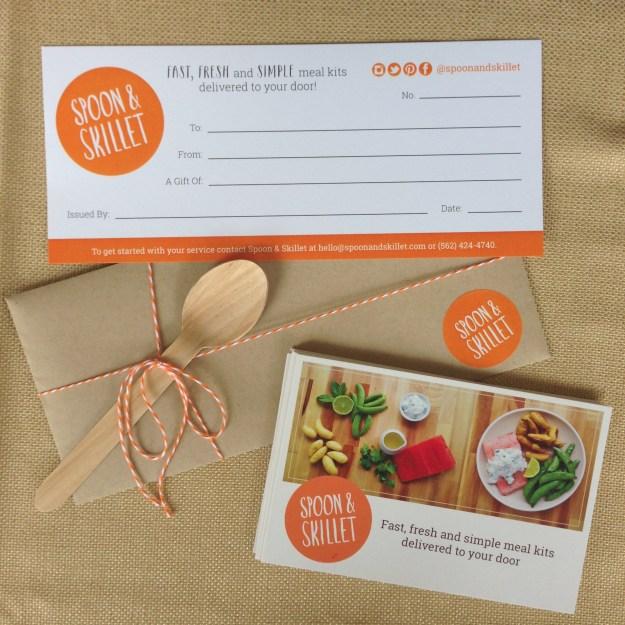 Spoon & Skillet Gift Certificates
