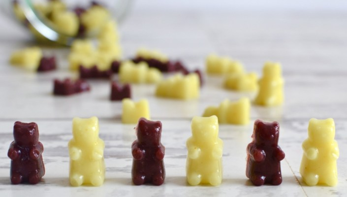 vegan gummie bears
