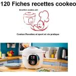 120 fiches cookeo recettes articles