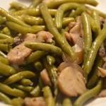 HARICOTS VERTS FORESTIERS