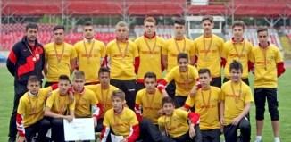 Dinamo campioana juniori C