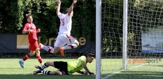 JA Dinamo - Juventus 4-0 / Lucian Neață