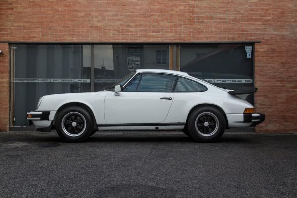 Porsche 911 3.0 Branco (1)