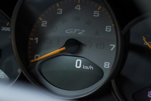 Porsche GT2 997-8