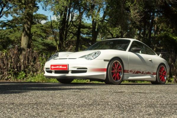 Porsche 911 996 GT3 RS-2