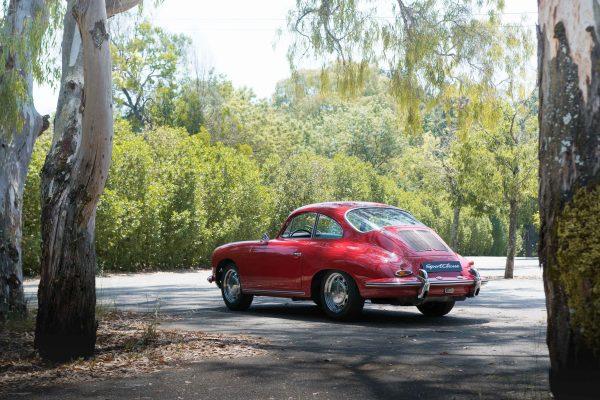 Porsche 356 C-12