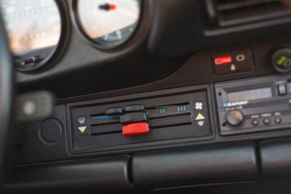 Porsche 964 Speedster Vermelho-14