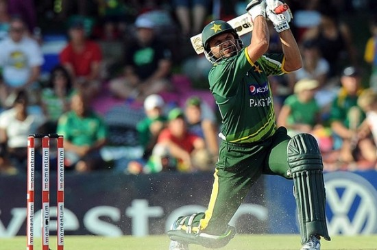 Shahid Afridi World records in Tests, ODI's, T20