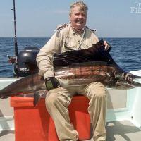 Kuala Rompin sailfish fishing with Bob. Bonus spanish mackerel mayhem.
