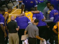 D'Angelo Russell injured in preseason
