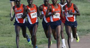 UTEP men's cross country