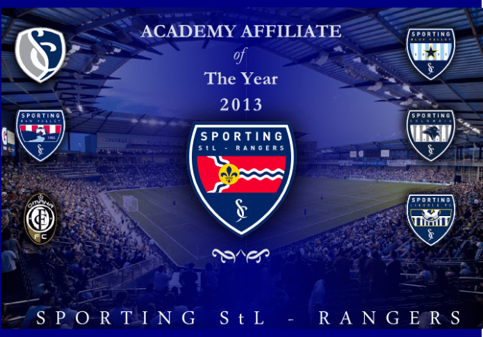 2013 ACADEMY AFFILIATE of the Year