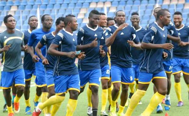Image result for ABS FC back in NPFL after win against Gateway FC