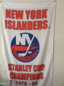 Islanders Banner