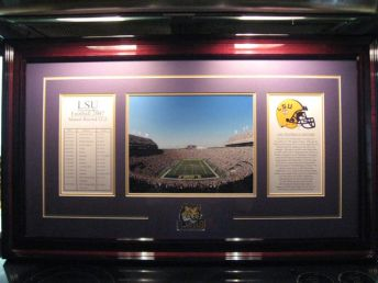 LSU frame