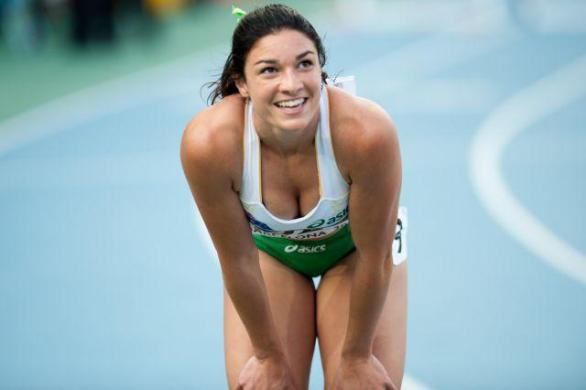 hottest female athletes