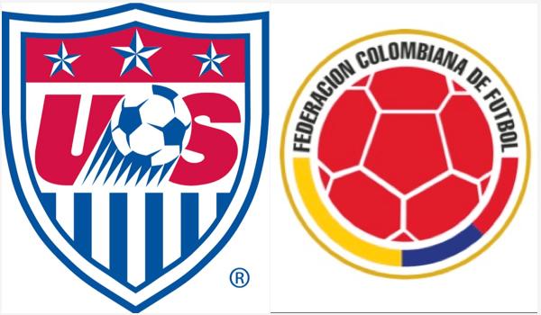 Colombia Vs USMNT