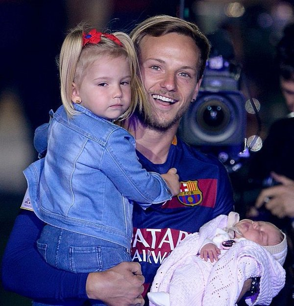 Kids of Ivan Rakitic