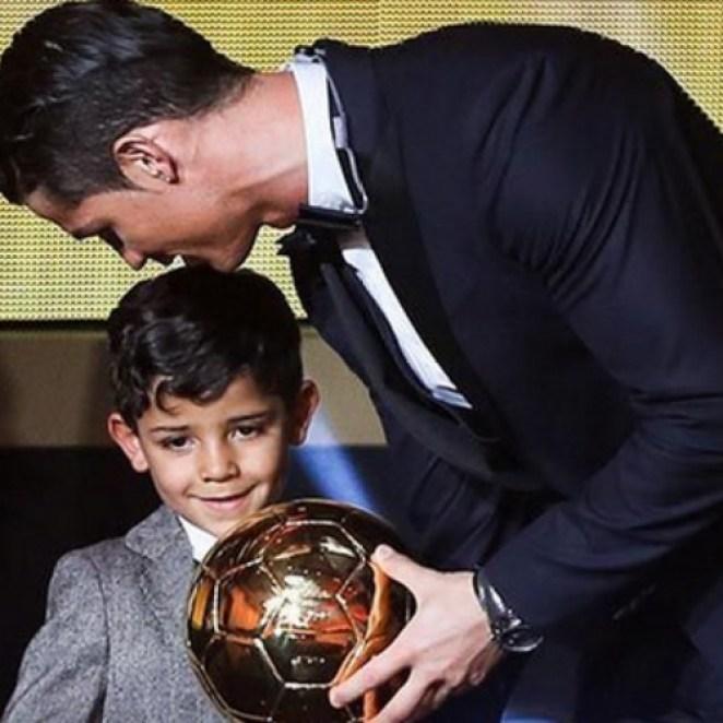 Ronaldo Son