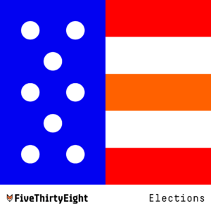 FiveThirtyEight Elections logo