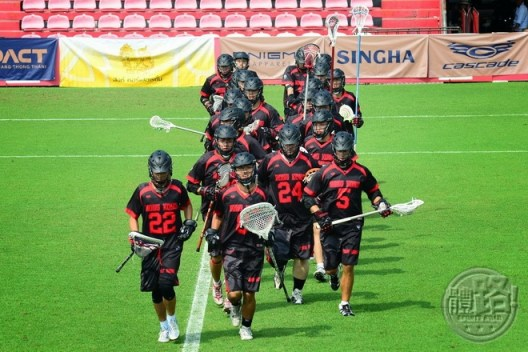 HK Mens Lacrosse - The Army