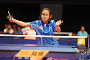 Lee Ka Yee_tabletennis
