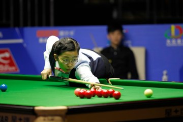 photo credit: world snooker