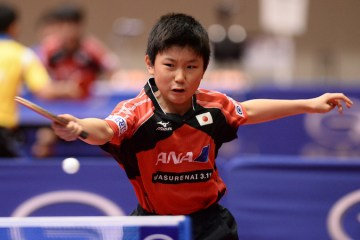 Harimoto Tomokazu_tabletennis