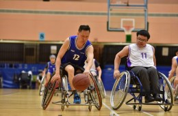 6th Hong Kong Games_Wheelchair Basketball Challenge (2)