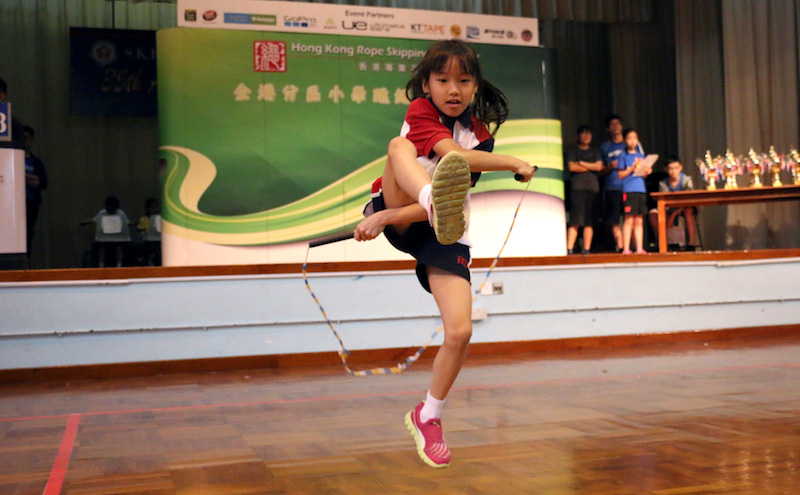 Rope Skipping 04