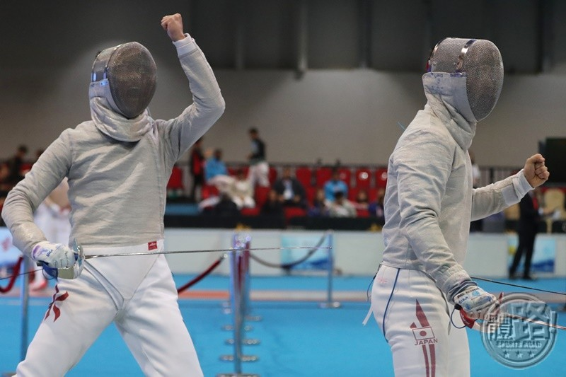 AFC2017_Fencing_MEN'S SABRE TEAM_R8_A86I7781