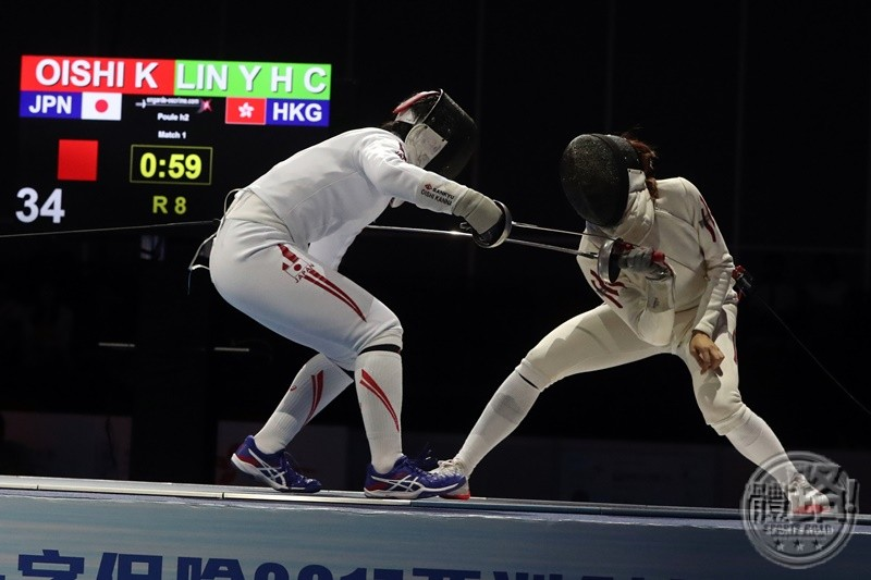 AFC2017_Fencing_WOMEN'S EPEE TEAM_BRONZE_A86I8214