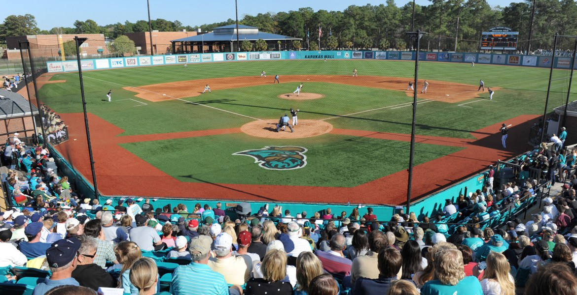 Coast Carolina University baseball