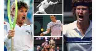 The greatest ever tennis players of the world -1