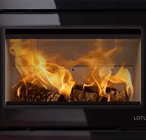 Lotus 370 Magic Wood Burning Cassette Stove