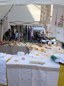 Anghiari Wednesday market