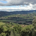 View from Citerna