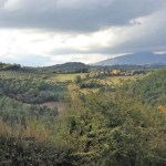 View from Il Fornello