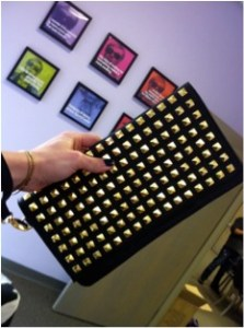 Clutch from Southern Couture