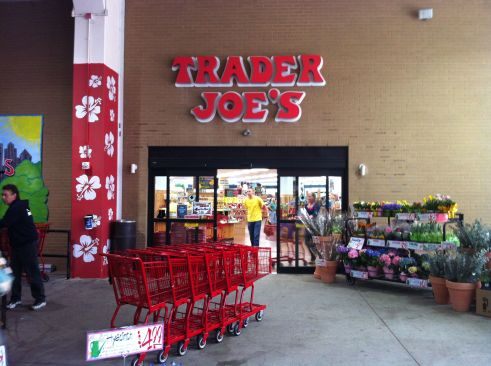 The Trader Joes in Charlotte, NC
