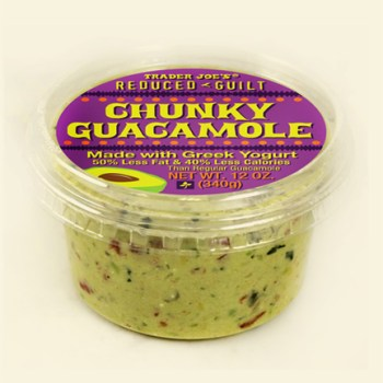 Reduced Guilt Guacamole is really good