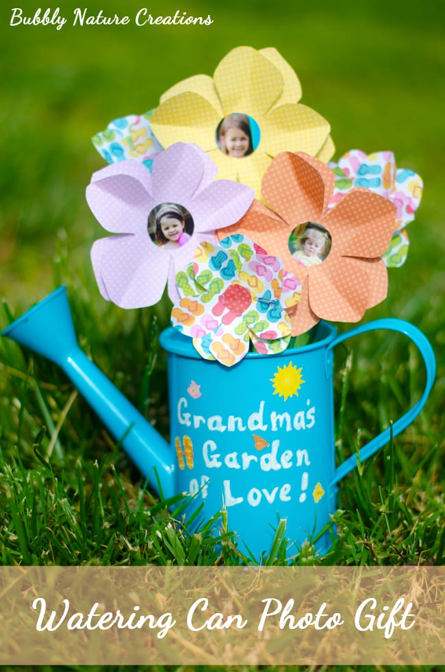 Watering Can Photo Gift - Sprinkle Some Fun