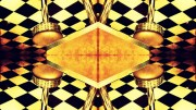 """Checkered Past"" Digital Collage of Original Photograph ©2013 Michael Sprouse"