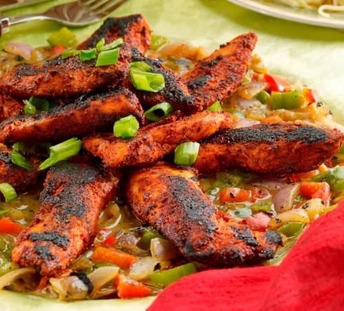 Medium Of Blackened Chicken Recipe