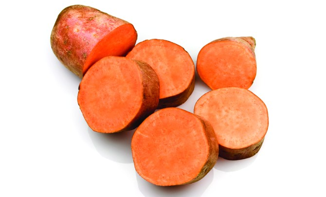 health-benefit-sweet-potato-root-vegetable-garden-summer-farmer-market-produce-diet-eat-food-nutrition-spry