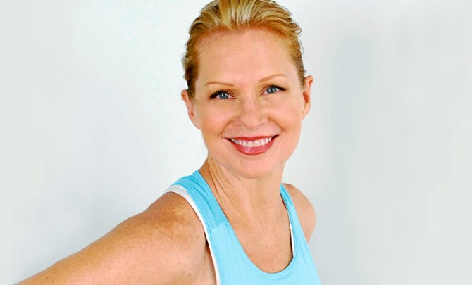 Gin Miller is a fitness and exercise expert.