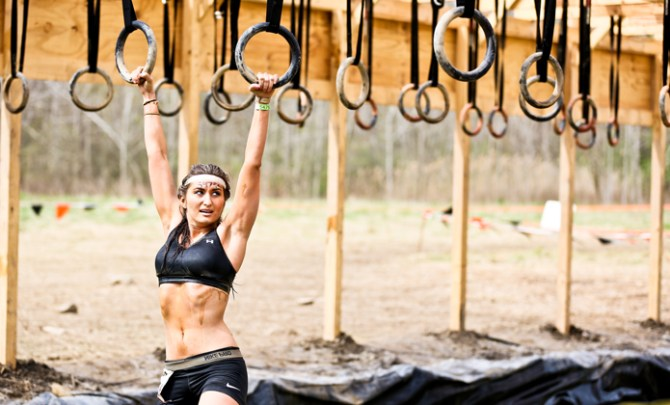 Tough Mudder Race guide.